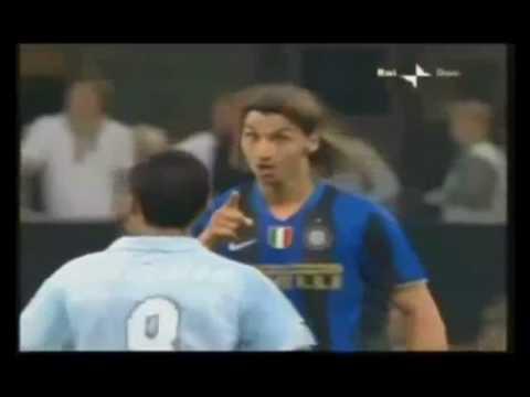 Zlatan Ibrahimovic Fight, Bad Boy
