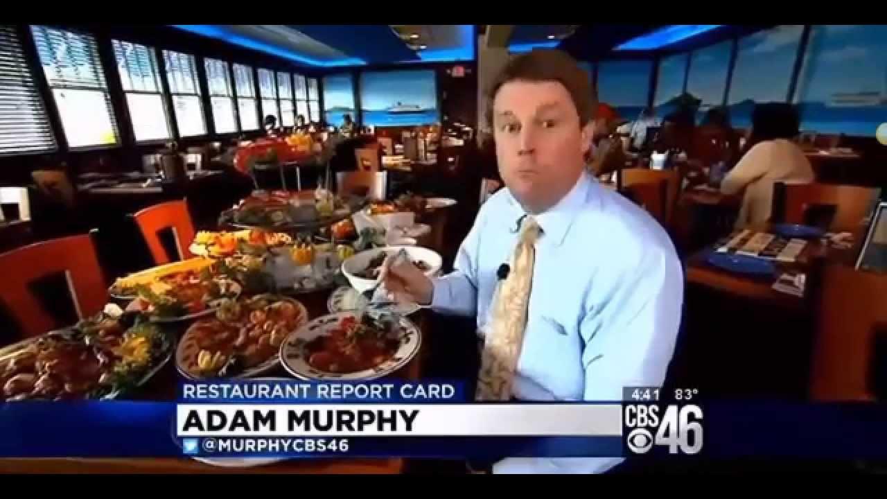 Marietta Fish Market CBS 46 Atlanta Restaurant Report Card - YouTube