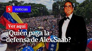 Acusan al gobierno Maduro de pagar con fondos del estado defensa de Alex Saab | Semana Noticias