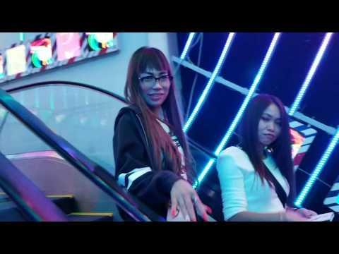RAW PATTAYA NIGHTLIFE, ULTIMATE PARTY AT MARINE DISCO , PATTAYA THAILAND