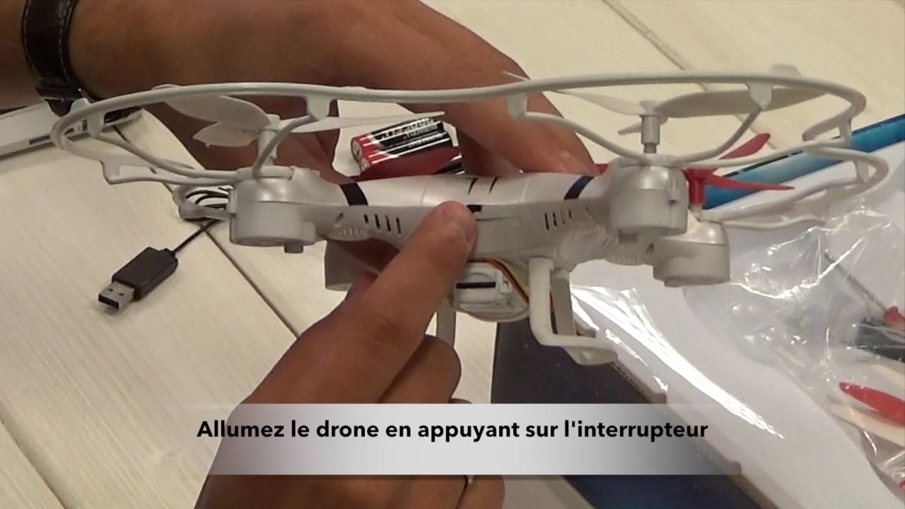 Promotion drone news, avis dronne
