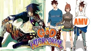 Video The God of High School - Webtoon [ AMV ] download MP3, 3GP, MP4, WEBM, AVI, FLV Maret 2018