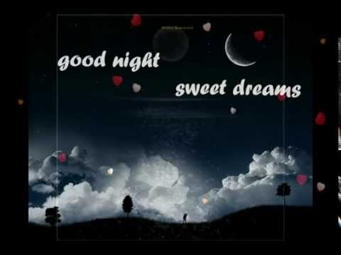 Good Night Sweet Dreams Friends Youtube