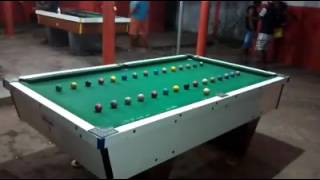 Download Video Matando 30 bolas na fila indiana na Sinuca D7 do Araguaia MP3 3GP MP4