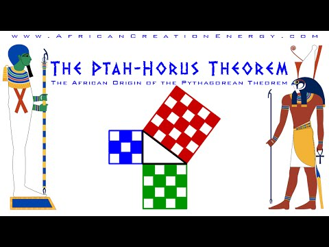 The Ptah-Horus (Pythagoras)