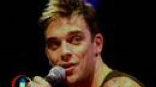 Robbie Williams - The Road To Mandalay Live