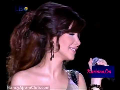 Nancy Ajram - Meen Dah Elly Nseik ( Letra en Español)