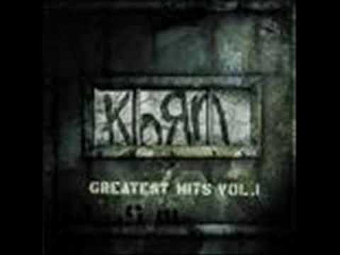 KoRn Greatest Hits Volume 1