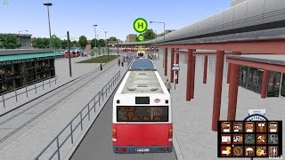 OMSI 2 Vienna 2 - Line 23A Gameplay