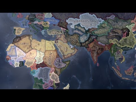 59 New Nations! Hoi4 Dev Diary - YouTube