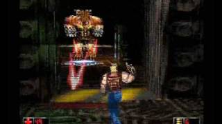 Duke Nukem Time to Kill- FINAL BOSS- Moloch the gatekeeper