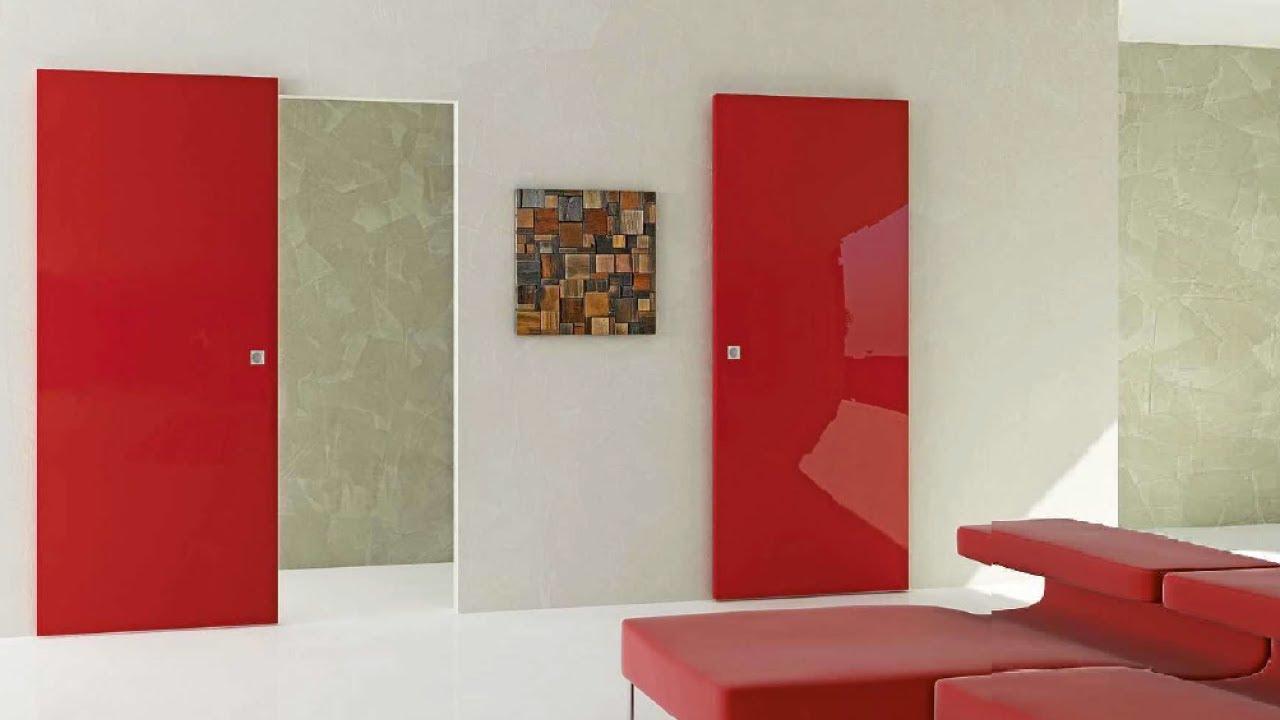 Puerta magic slide puerta corrediza con riel oculto for Riel para puerta corrediza