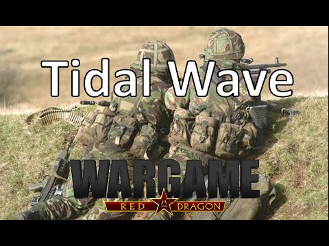 Wargame Red Dragon - Tidal Wave
