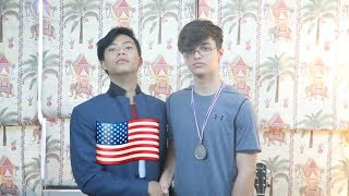 DANIEL CHANG for President of United States of America 2020