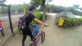 В БЕЛЬГИЮ НА BMX