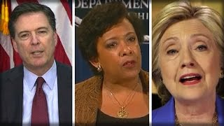 JUST IN: FBI DISCOVERS EMAIL ABOUT LORETTA LYNCH AND HILLARY - IT TELLS YOU EVERYTHING...