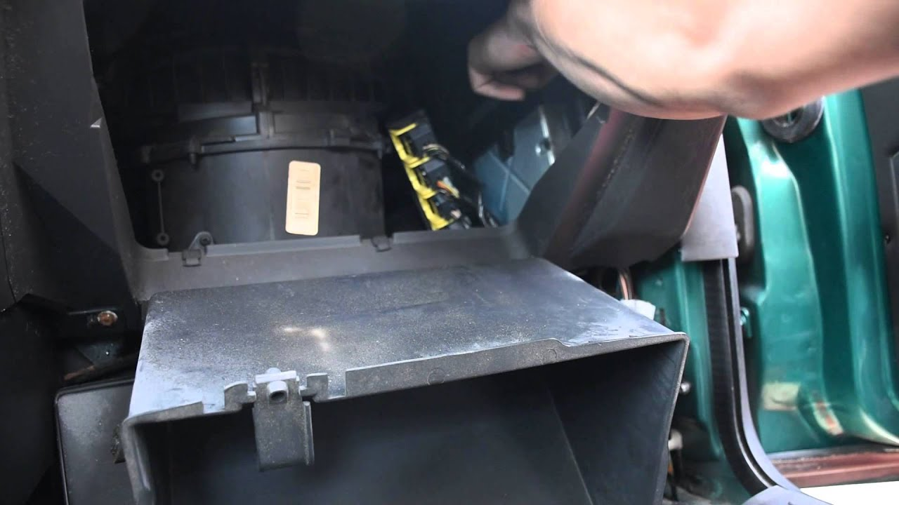 2002 Ford Focus 20l Ecm Replacement Youtube Fuse Box 51 Plate