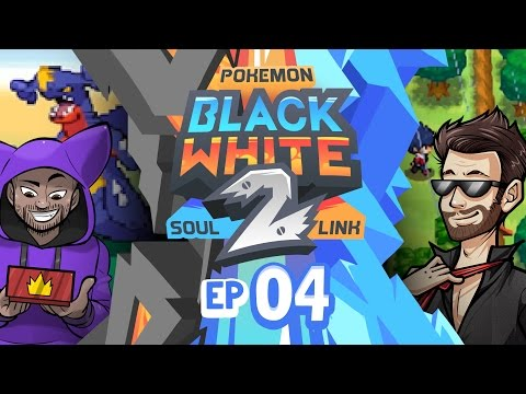 Pokémon Black 2 & White 2 Randomized Soul Link Nuzlocke w/ TheKingNappy #04 | LET'S MAKE IT RISKY!