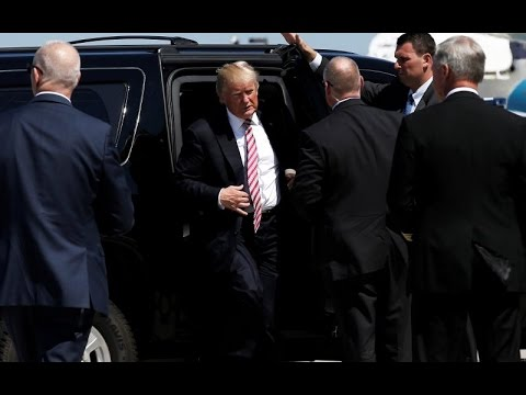 Goon Squad: Trump Will Have Private Security Despite Secret Service