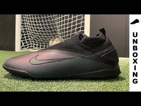 Nike Phantom Vision 2 React Pro DF TF Kinetic Black