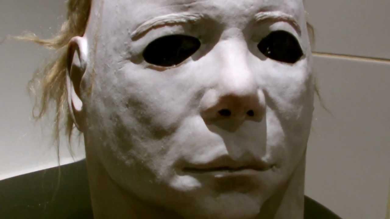 My NAGMMK Michael Myers Halloween Mask  YouTube