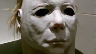 My NAG/MMK Michael Myers Halloween Mask