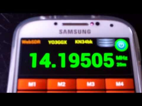 Android AM/CW/SSB Receiver In Your Hand