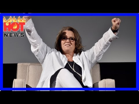 Art Industry News: Rosie O'Donnell Makes Anti-Trump Art—and It's Selling Like Crazy + More Must-Rea