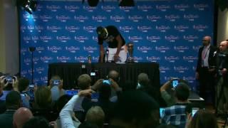 Kevin Durant Postgame Interview #1 - Game 5 | Cavaliers vs Warriors | June 12, 2017 | NBA Finals