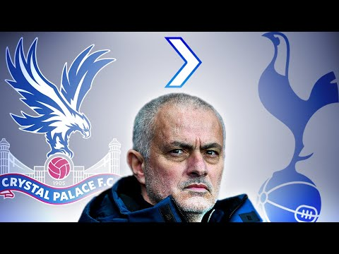 Tottenham in SHOCK move to sign Palace star loved by Mourinho