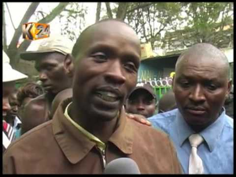 Nakuru County Gov't signs MOU on management of a public toilet