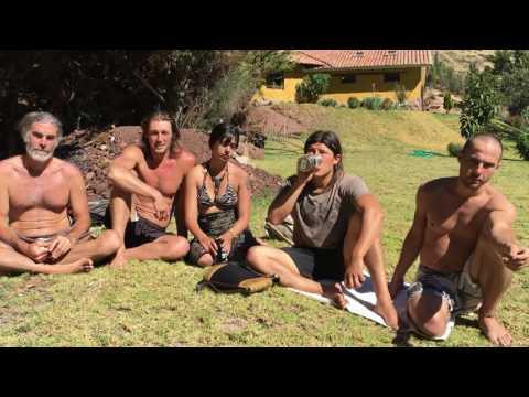 Yoga Ceremony Sweat Lodge