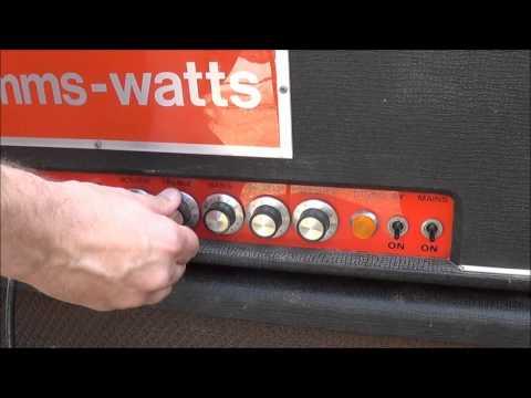 Simms watts 100