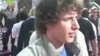 Andy Samberg at the 2007 MTV Movie Awards