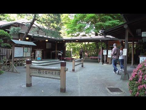 東京都立小石川後楽園 Tokyo Metropolitan Koishikawa Korakuen (garden)