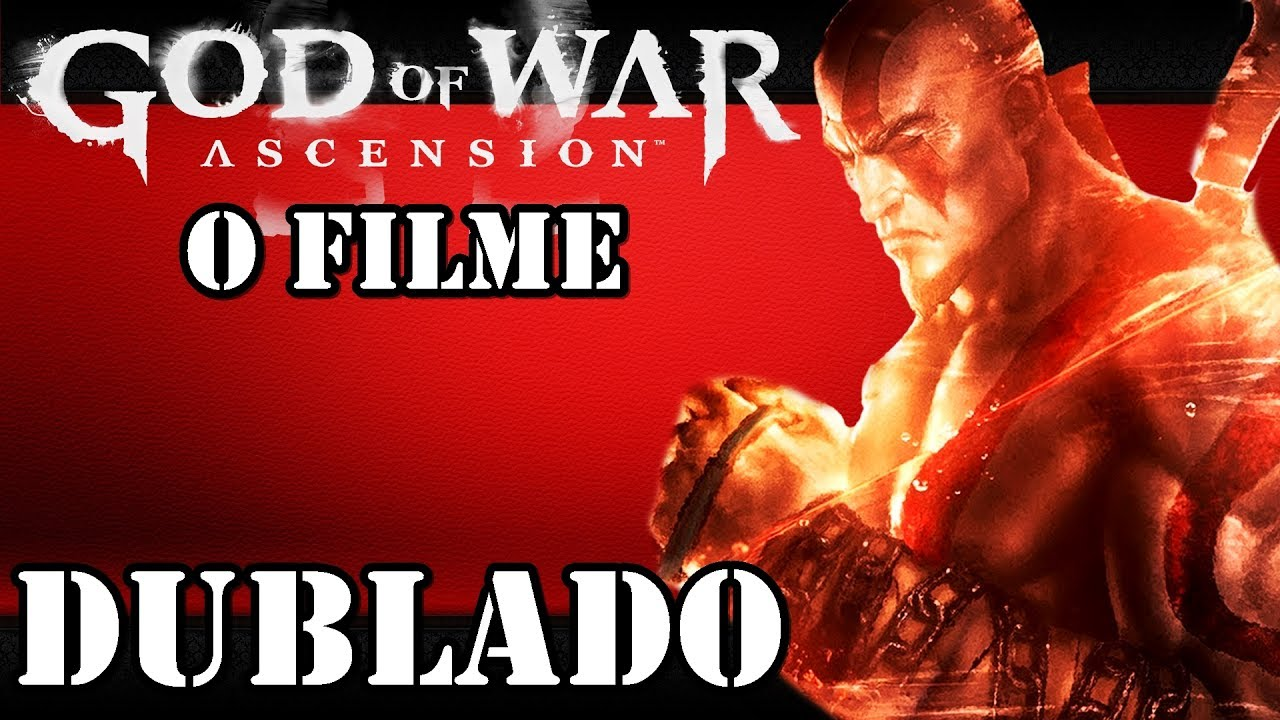 GOD OF WAR: ASCENSION - O FILME
