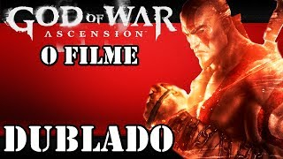 GOD OF WAR: ASCENSION - FILME COMPLETO - DUBLADO[HD]