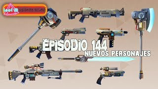 Fortnite ? SAVING THE WORLD HEROE Paleo Moon CONGELANTE ? Testing NEW WEAPONS