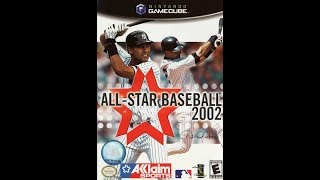 All-Star Baseball 2002 (Nintendo Gamecube)