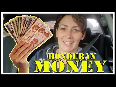 Honduras Travel: Exchanging Money In Honduras | Vlog 3