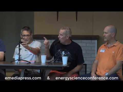 Panel Discussion 1 – 2017 Energy Science & Technology Conference
