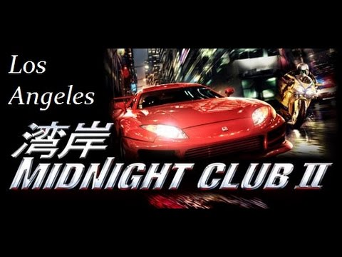 Midnight Club 2 - Los Angeles Cutscenes