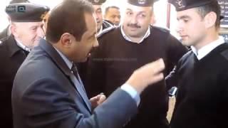 مصر العربية | مدير أمن الإسكندرية يوجه بحسن التعامل مع المحتجزين