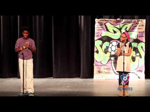 2015 DC SCORES Poetry Slam! -- Eliot Hine Middle School