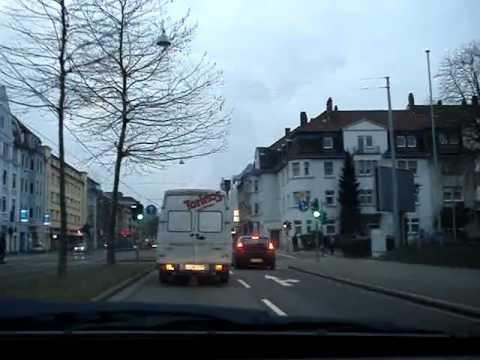 Saarbrücken Stadtrundfahrt 2012