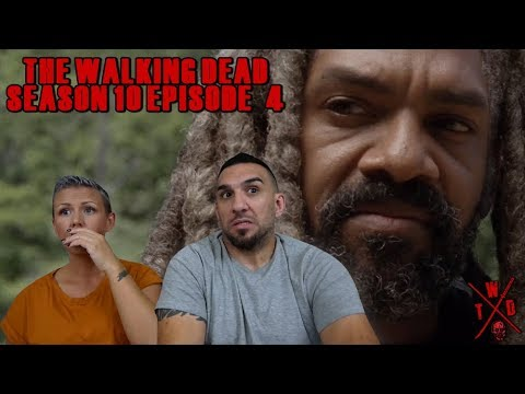 Download The Walking Dead Season 10 Episode 4 'Silence the Whisperers' REACTION!!