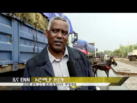 Ethiopia: Sheikh Al Amoudi Donates over 25 million Birr for drought victims in Oromia - ENN News