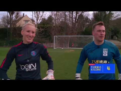 Turbokozak Extra Level: Katarzyna Kiedrzynek [PSG] || Piłka nożna