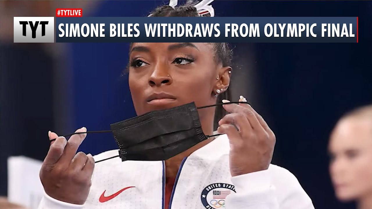 Simone Biles Makes STUNNING Decision Before Olympic Final