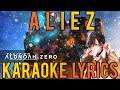ALIEz Paperblossom Dj Jo Karaoke Lyrics Aldnoah Zero ED mp3